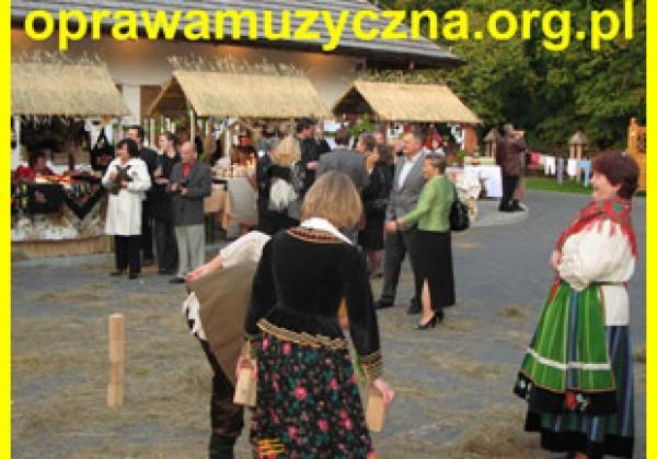 Impreza promocyjna – otwarcie restauracji-gościńca