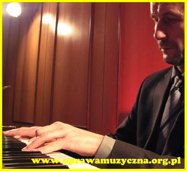 Pianista na bankiet