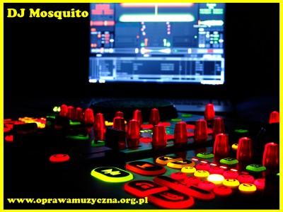 """DJ Mosquito (""""stanowisko dowodzenia"""")"""